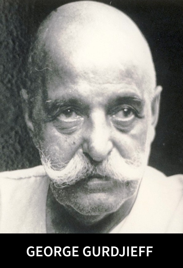 Profile picture of George Gurdjieff