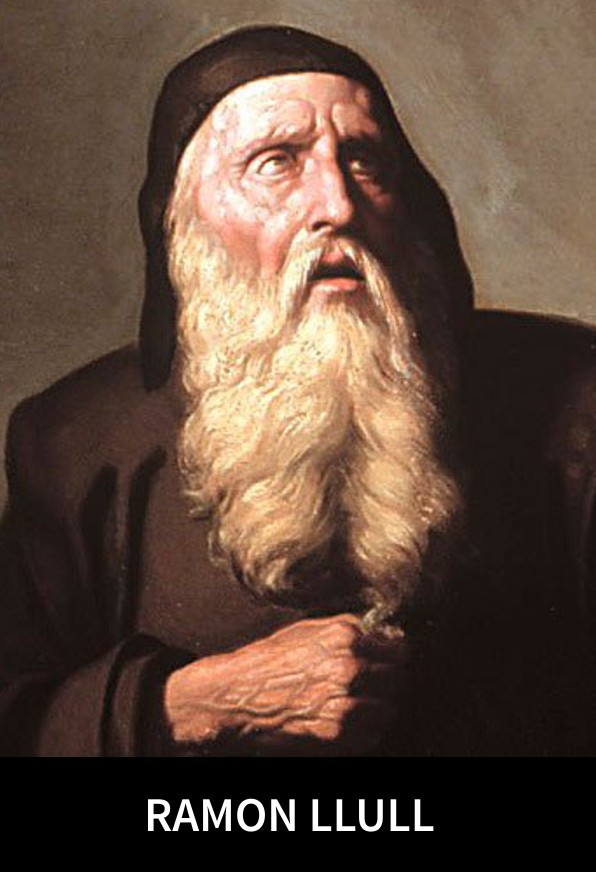 Profile picture of Ramon Llull